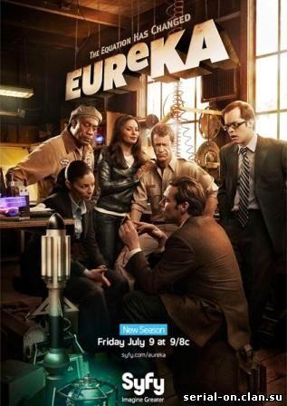 Эврика / Eureka (4 сезон/2010) смотреть онлайн