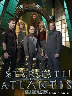 Звездные Врата Атлантида / Stargate Atlantis (Сезоны 1,2,3,4,5) смотреть онлайн
